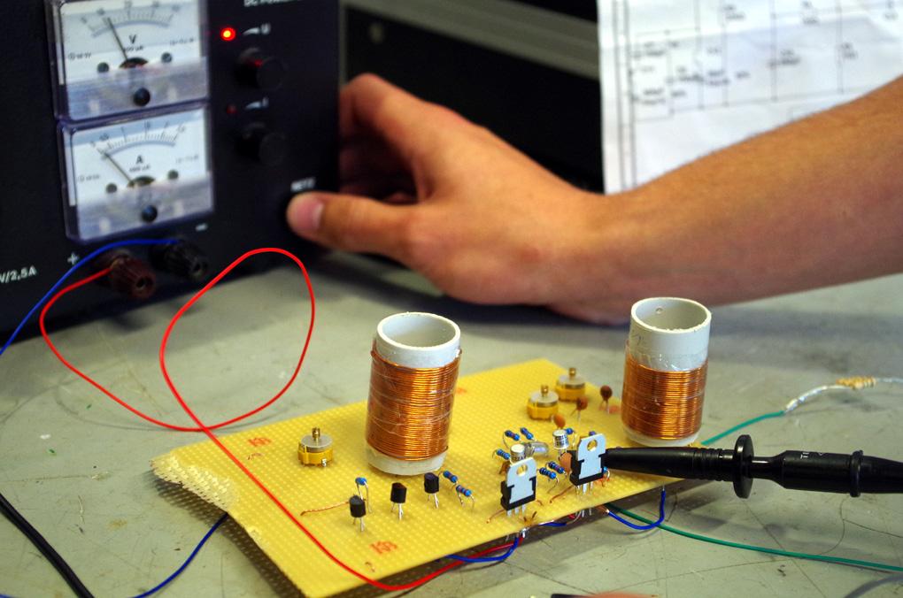 Elektrotechnik: Hans-Viessmann-Schule - Berufliches Kompetenzzentrum