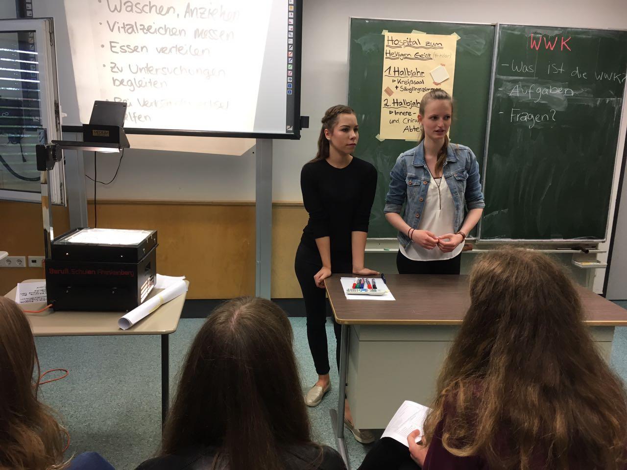 Gesundheit: Hans-Viessmann-Schule - Berufliches Kompetenzzentrum
